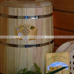 Кадка под засолку 30 литров (кедр)