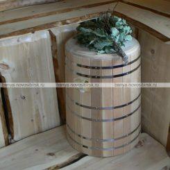 Чан под холодную воду 130 литров