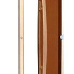 Дверь закаленное стекло Бронза матовая 700*1900.